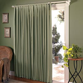 Door Curtains - Blackout Material