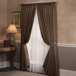 Insulated Curtains - The ultimate thermal protection