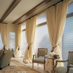 How to combine curtains and blinds for the ultimate window covering