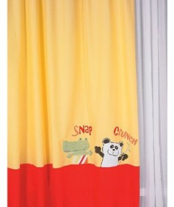 baby nursery curtains