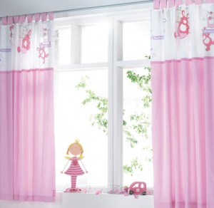 baby curtain rods