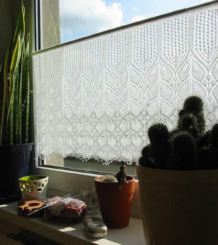 Battenburg Lace Curtains Vintage How To Make